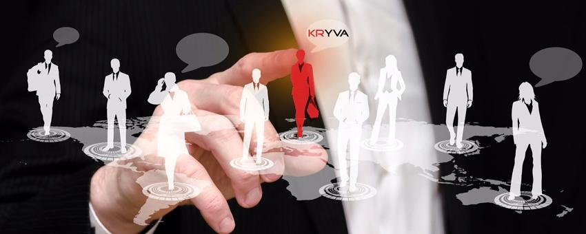 Kryva La Tua Assistente Virtuale Homepage