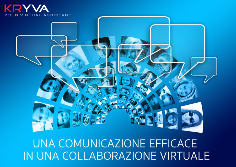 Una comunicazione efficace in una collaborazione virtuale
