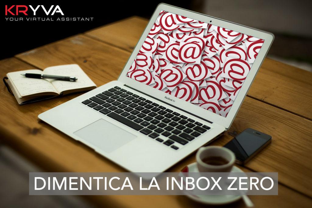 Dimentica la Inbox zero