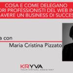 Intervista Maria Cristina Pizzato