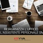 Riorganizza l'ufficio con l'Assistente Personale Smart