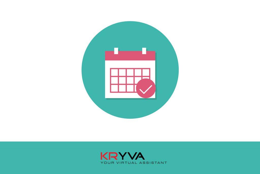 Condivisione del calendario