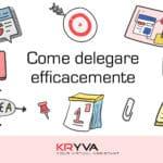 Come delegare efficacemente