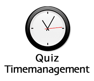 Quiz gestione del tempo